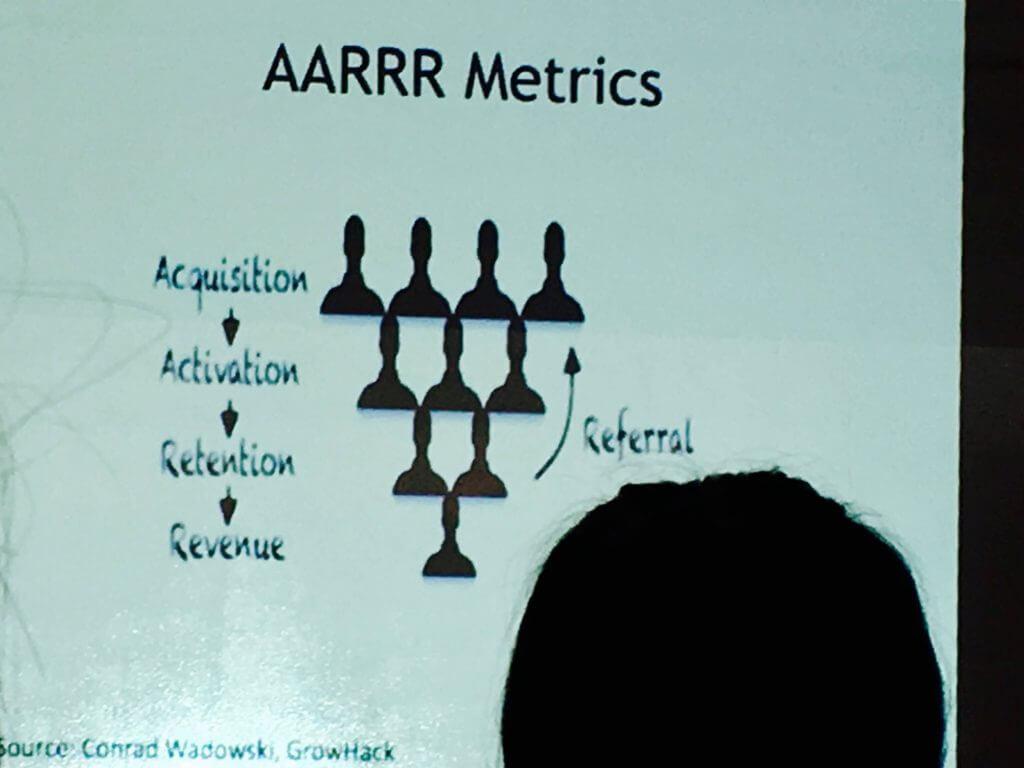 AARRRmetrics