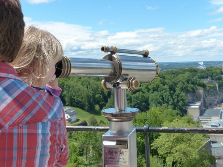 望遠鏡 視点